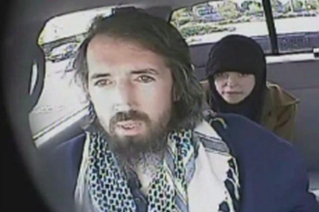 John Nuttall et Amanda Korody... (PHOTO LA PRESSE CANADIENNE/COURTOISIE GRC)