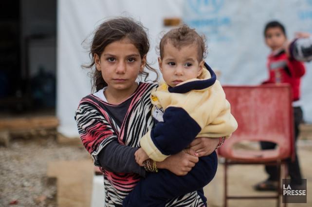 Il faut se rappeler que les ressortissants syriens... (La Presse)