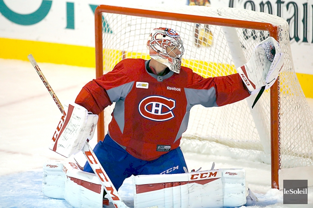 Malgré l'absence de Carey Price, le Canadien a... (Photothèque Le Soleil)