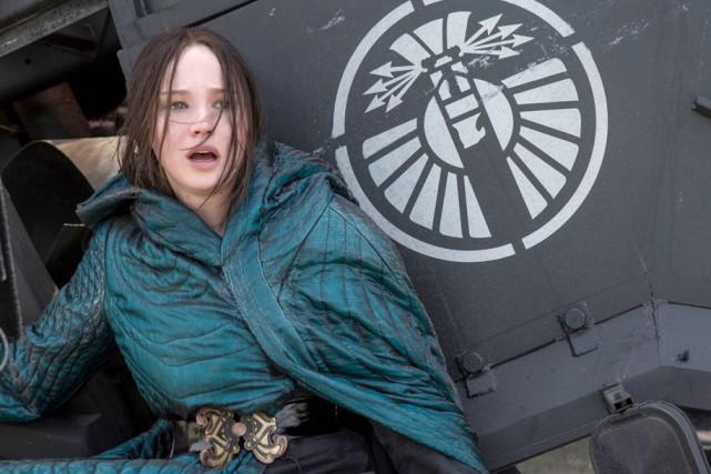 Toujours aussi charismatique et nuancée, Jennifer Lawrence réussit... (Fournie par Lionsgate)