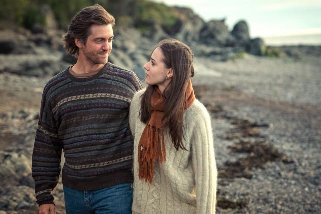 L'affection de David (Maxim Gaudette) pour sa fille... (Fournie par les Films Séville)