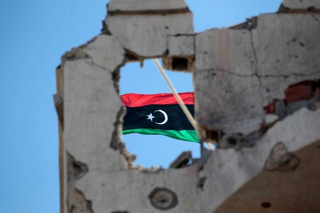 La fragmentation des pouvoirs et des territoires pourrait... (PHOTO THAIER AL-SUDANI, REUTERS)