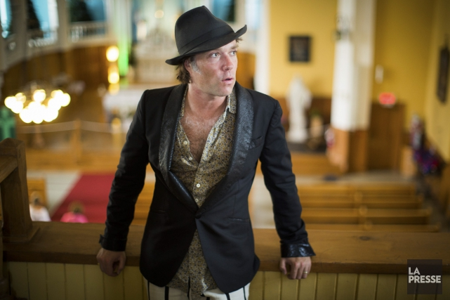 Rufus Wainwright... (PHOTO OLIVIER PONTBRIAND, ARCHIVES LA PRESSE)