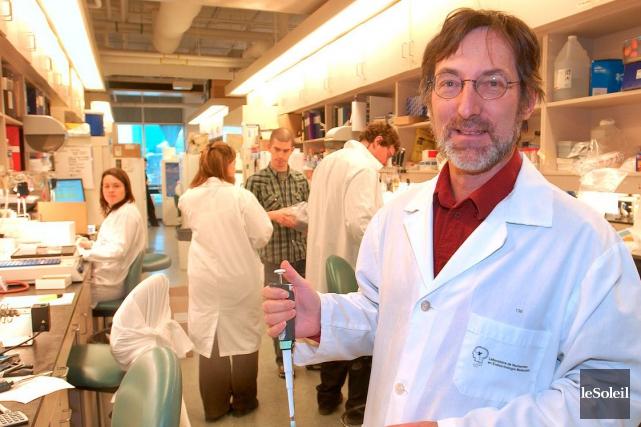 Le chercheur Jean-Pierre Julien, de l'Université Laval, s'intéressera... (Photothèque Le Soleil, Jean-Marie Villeneuve)