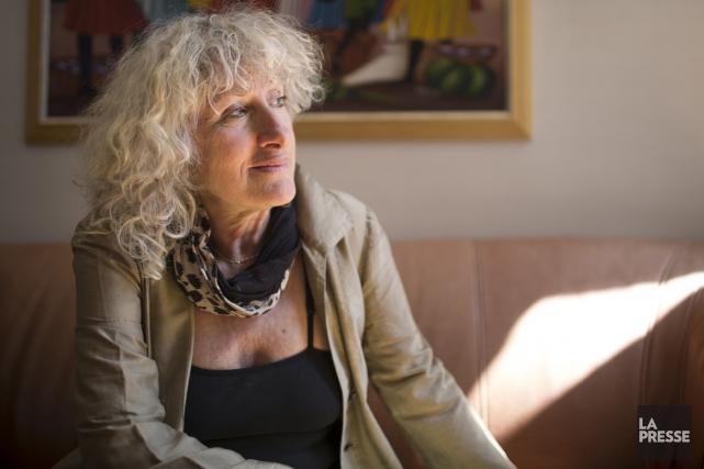Vingt ans après Les aurores montréales, Monique Proulx signe Ce... (PHOTO OLIVIER PONTBRIAND, ARCHIVES LA PRESSE)
