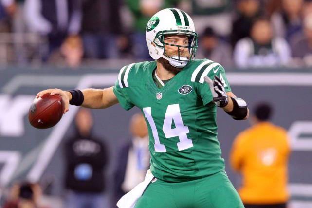 Ryan Fitzpatrick... (Photo Brad Penner, USA Today)