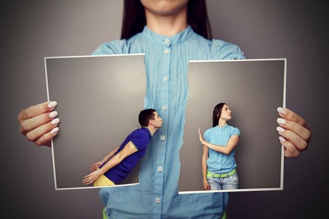 Les nouveaux outils pour gérer l'après-rupture de couple... (PHOTO THINKSTOCK)
