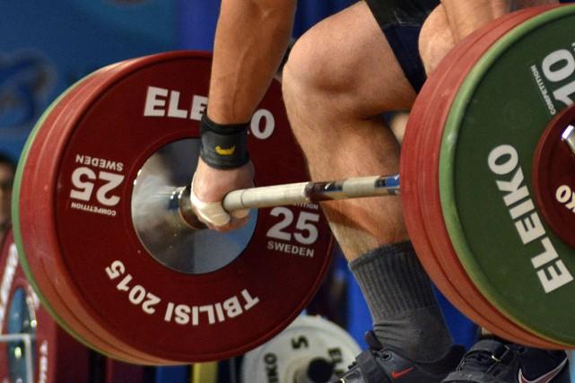 La Bulgarie ne pourra pas envoyer son équipe d'haltérophilie aux Jeux... (Photo archives AFP)