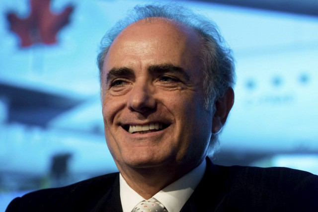 Calin Rovinescu... (Archives, La Presse Canadienne)