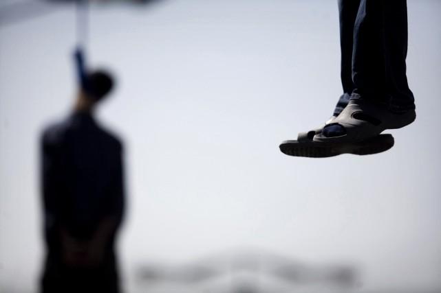 Selon l'ONU, plus de 800 personnes ont été... (Photo Morteza Nikoubazl, archives Reuters)