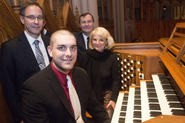 Pro Organo a lancé la programmation de sa... (Stéphane Lessard)