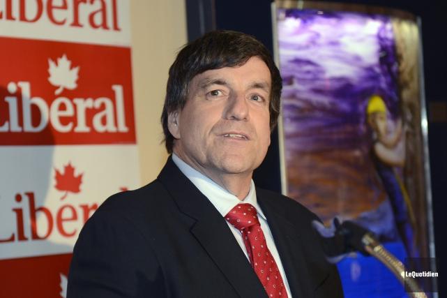 Le député de Chicoutimi-Le Fjord, Denis Lemieux, s'est... (Archives Le Quotidien)