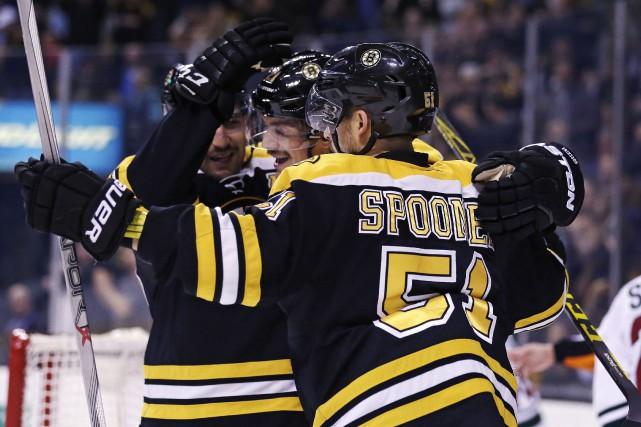 Eriksson domine dans la colonne des buteurs chez... (Photo Charles Krupa, AP)