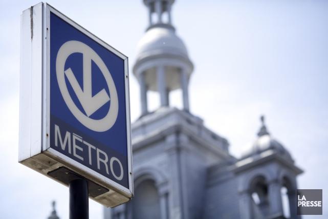 La clientèle du métro et du service d'autobus de la Société de transport de... (PHOTO SARAH MONGEAU-BIRKETT, LA PRESSE)