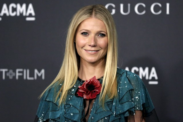 Gwyneth Paltrow... (PHOTO REUTERS)