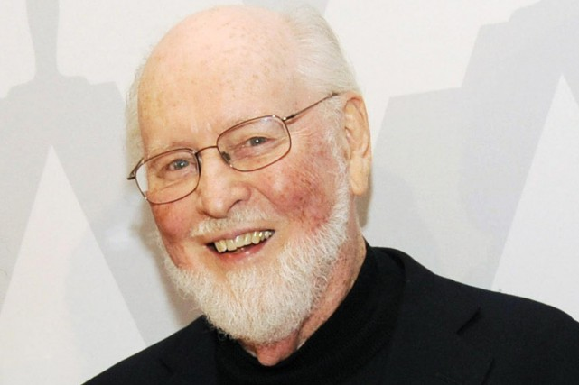 Le compositeur John Williams... (PHOTO ARCHIVES AP)