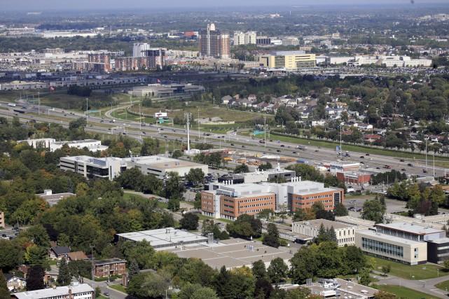 La Cité de la Biotech de Laval... (PHOTO FOURNIE PAR LAVAL TECHNOPOLE)