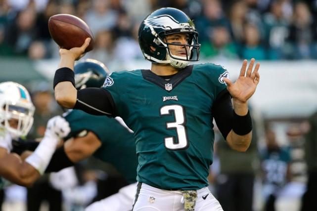 Mark Sanchez... (Photo Matt Rourke, AP)