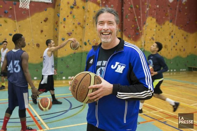 Trifluvien d'origine, Martin Dusseault est un entraîneur et... (La Presse)