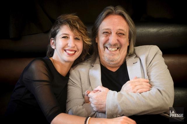 Catherine Major est l'une des interprètes du spectacle-hommage... (Bernard Brault, La Presse)