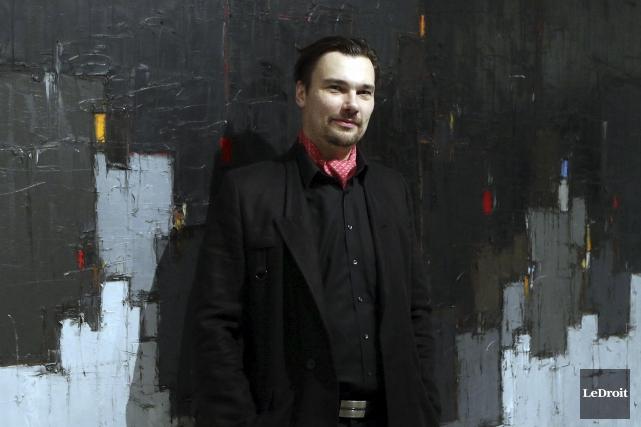 Dominik Sokolowski... (Etienne Ranger, LeDroit)