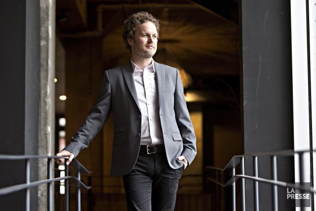 Tristan Malavoy ne fait pas que tourner autour de l'idée du nid, dans son... (Archives, La Presse)