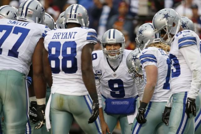 Les joueurs des Cowboys de Dallas accueilleront assurément... (Associated Press)