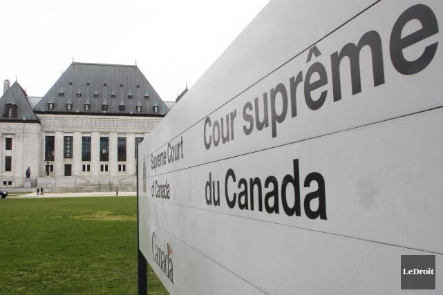 ÉDITORIAL/ La Cour suprême avait une occasion d'élargir l'espace francophone au... (Archives, LeDroit)