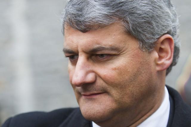 Gérard Deltell, qui représente les électeurs de Louis-Saint-Laurent,... (PHOTO ARCHIVES LE SOLEIL)