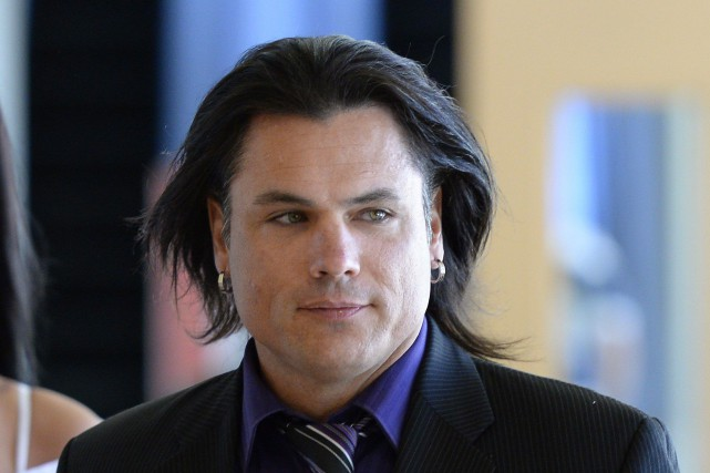 Patrick Brazeau... (PHOTO ARCHIVES, LA PRESSE CANADIENNE)