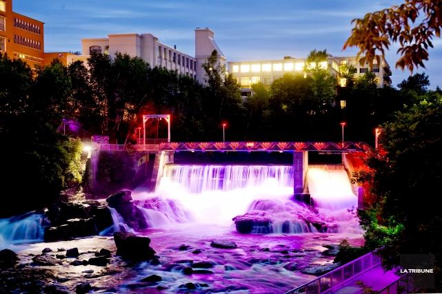 ÉDITORIAL / Le projet « Parcours » de Destination Sherbrooke, qui prévoit dans... (Archives, La Tribune)