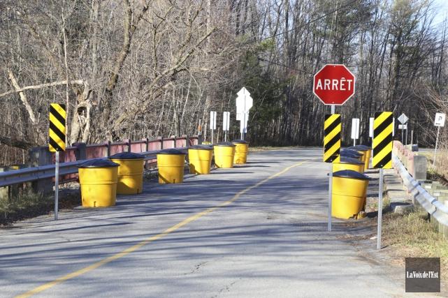 Dès mars, la Ville de Roxton Pond avait... (Janick Marois, La Voix de l'Est)