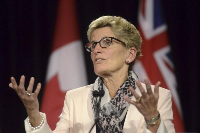 «Nous avons un devoir d'humanité», a répété Kathleen... (Archives, La Presse Canadienne)