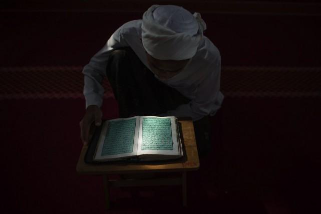 Donnée intéressante, 66% des gens qui sont radicalisés... (Archives AFP)