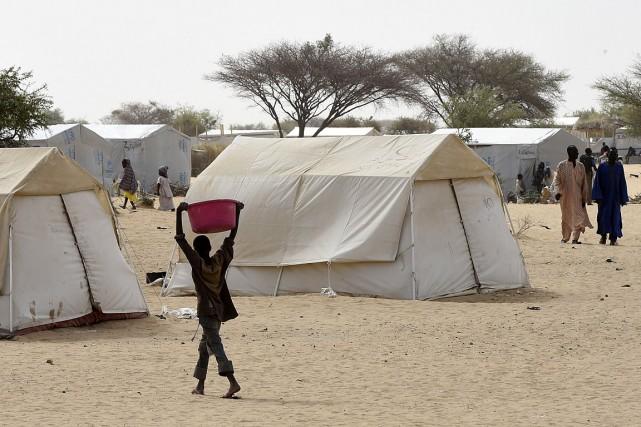 L'insurrection de Boko Haram et sa répression ont... (PHOTO PHILIPPE DESMAZES, ARCHIVES AFP)