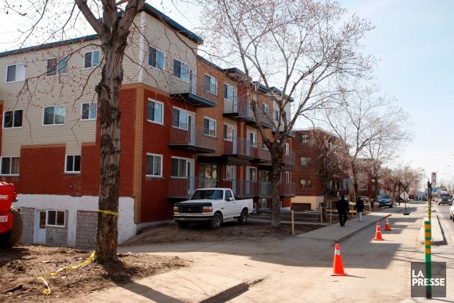 Le logement est un enjeu de santé publique... (Archives La Presse)