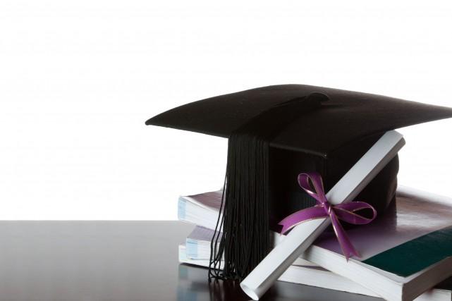 Le taux de diplomation et de qualification des élèves de moins de 20 ans qui... (Photo 123RF)