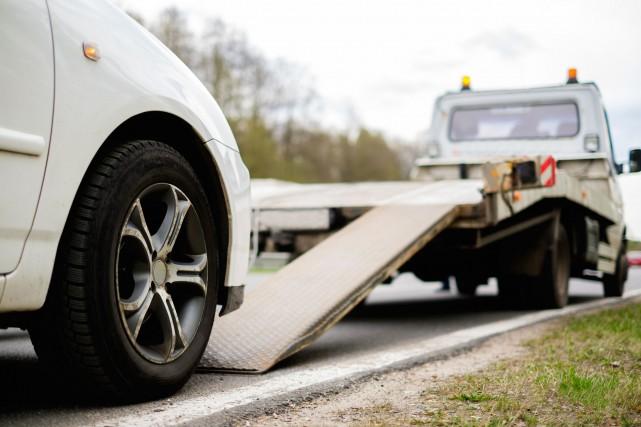 Vous êtes impliqué dans un accident de la route? Votre voiture doit être... (Photo 123RF)