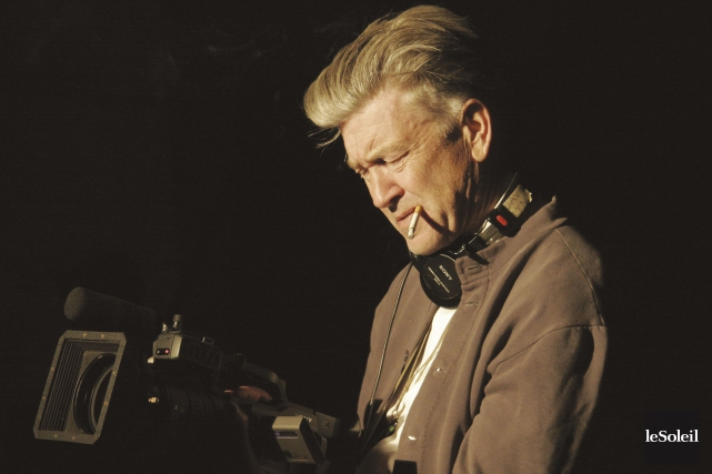 David Lynch présentera les deux premiers épisodes de... (Photo archives Le Soleil)