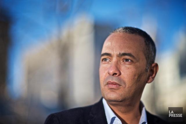 L'auteur algérien Kamel Daoud est visé par une... (PHOTO ANDRÉ PICHETTE, LA PRESSE)