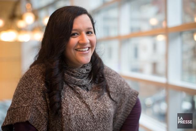 L'auteure Kiera Cass a vendu quelque 6 millions... (PHOTO OLIVIER PONTBRIAND LA PRESSE)