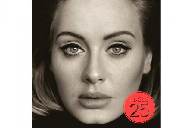 25 d'Adele...