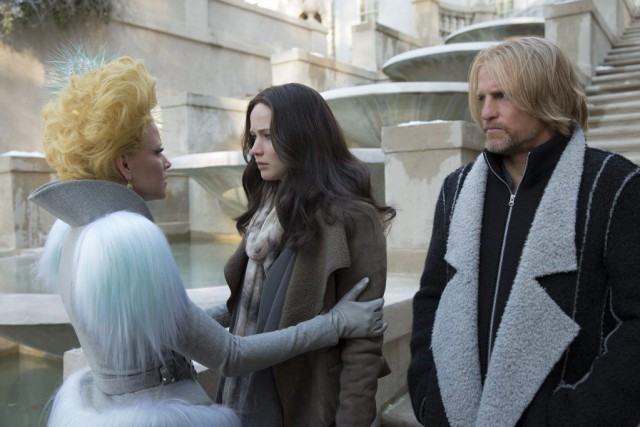 The Hunger Games: Mockingjay - Part 2... (PHOTO FOURNIE PAR LES FILMS SÉVILLE)