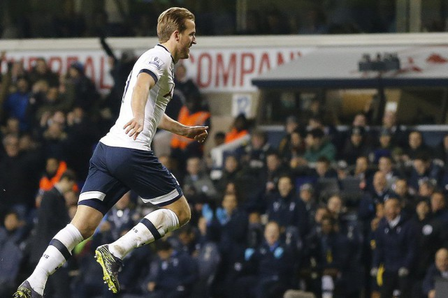 Harry Kane... (PHOTO FRANK AUGSTEIN, AP)