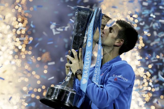 Le Serbe, numéro un mondial, a écrit une... (Tim Ireland, Associated Press)