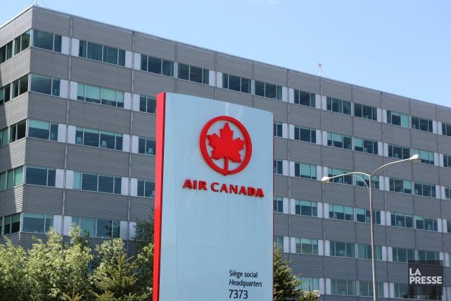 Air Canada annonce avoir conclu une entente de... (Archives La Presse)