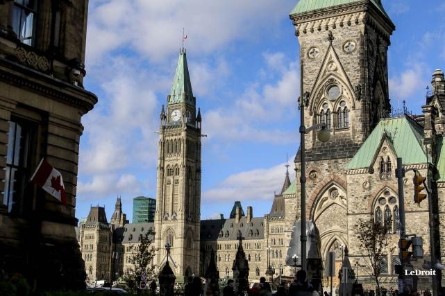 Éditorial / La mise à jour économique du gouvernement Trudeau a de quoi... (Le Droit, Patrick Woodbury)