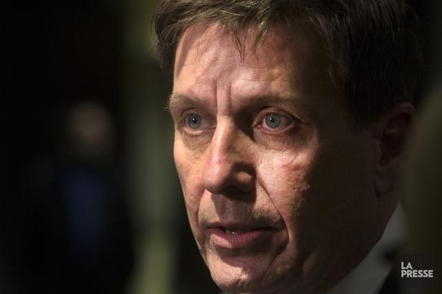 Le gouvernement québécois compte aller de l'avant avec... (Robert Skinner, La Presse)
