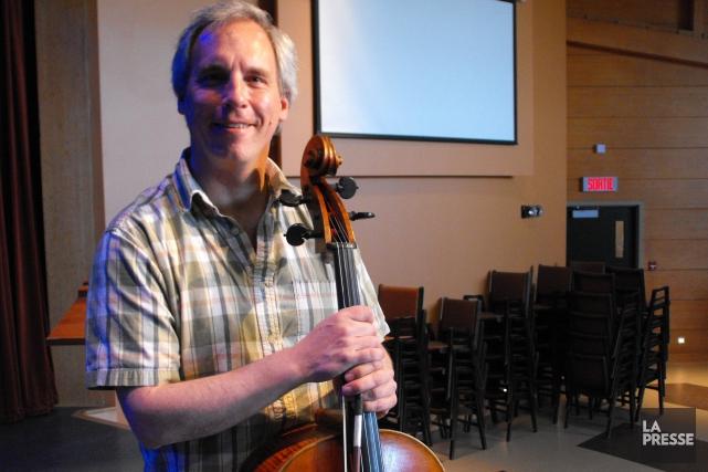 Le directeur artistique du Camp musical du Saguenay-Lac-Saint-Jean,... (Archives Le Progrès-dimanche, Laura Lévesque)