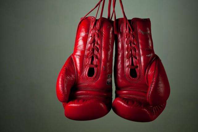Les quatre représentants du Club de boxe de Chicoutimi inscrits aux Gants... (Photo 123RF)